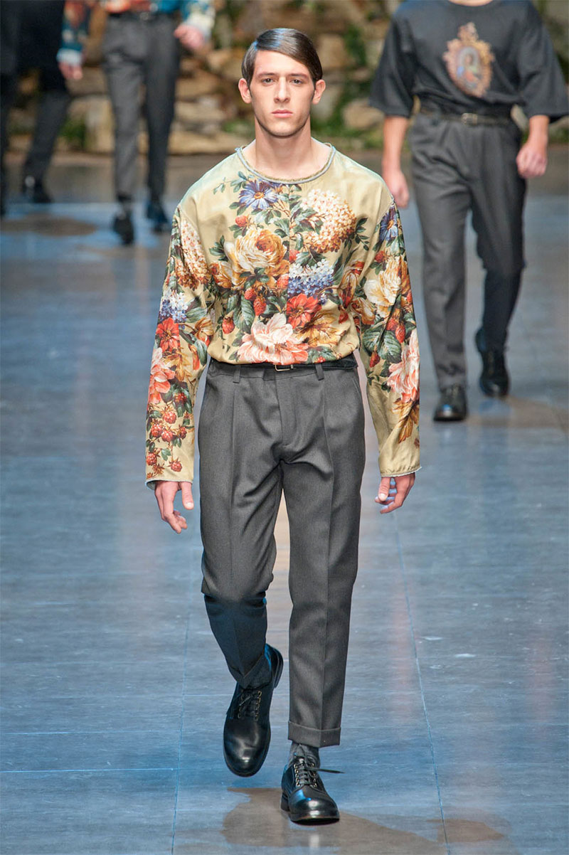 Dolce and Gabbana 2013 Collection
