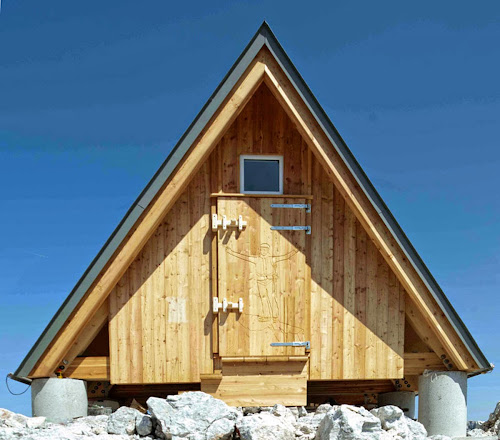 Mountain Cabin 2531 Meters Above Sea Level
