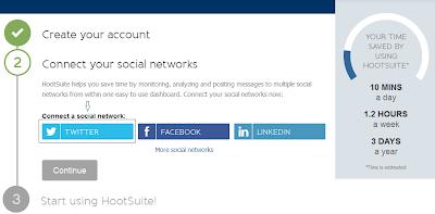 Manage Social Accounts