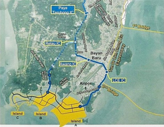 Image result for tELUK kUMBAR RECLAMATION