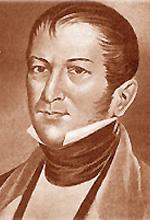 Retrato de Nicolás Bravo Rueda