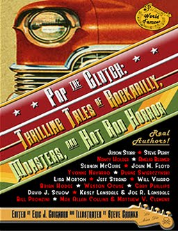 Pop the Clutch: Thrilling Tales of Rockabilly, Monsters, and Hot Rod Horror