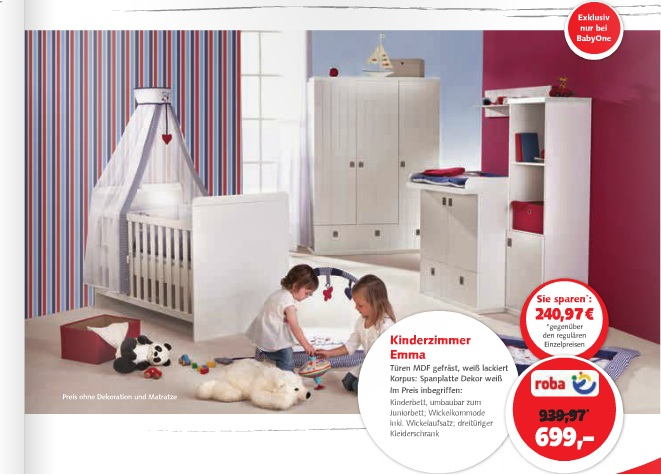 kinderzimmer baby one de das beste aus wohndesign und m bel inspiration. Black Bedroom Furniture Sets. Home Design Ideas