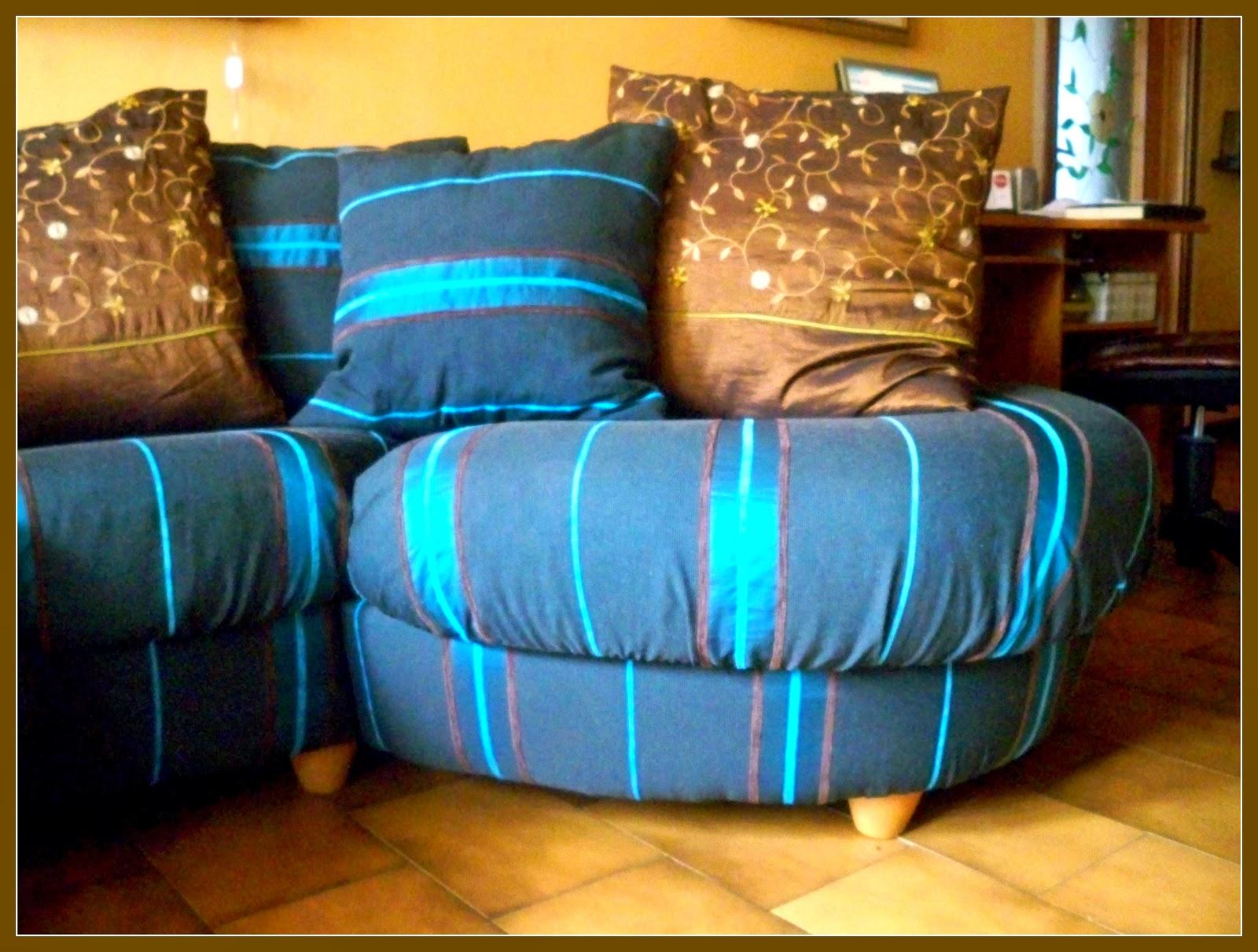 Taller campesino riciclare vecchio divano nuovo divano - Divano smontabile ...