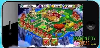 Dragon City iPhone