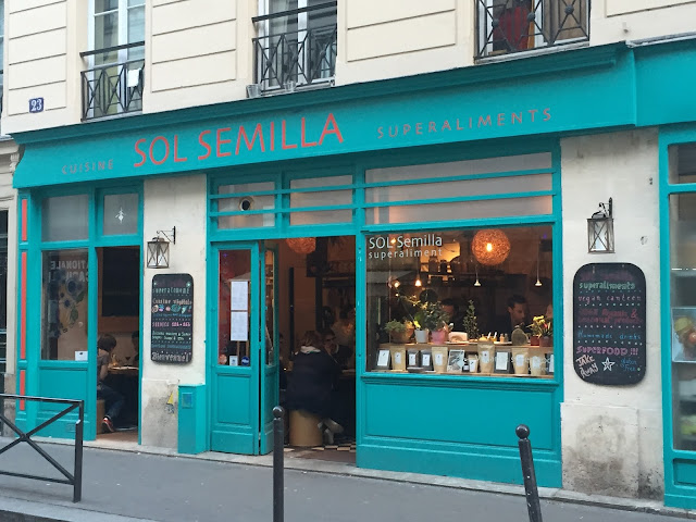 Sol Semilla Restaurant, Cafe in Paris (Vegan-Friendly)