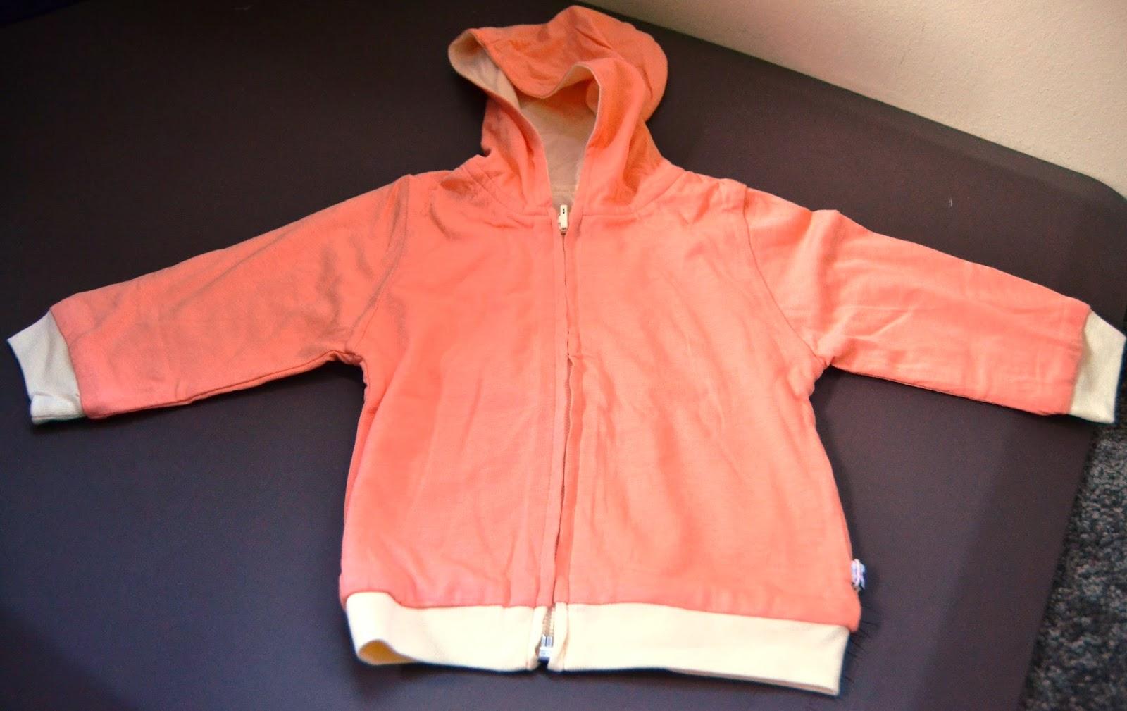 Babysoy hoodie