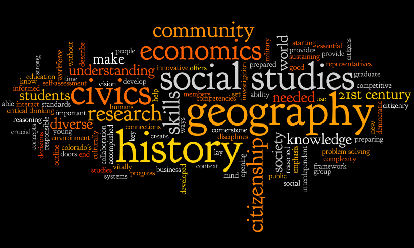 horizons teachers guide social studies