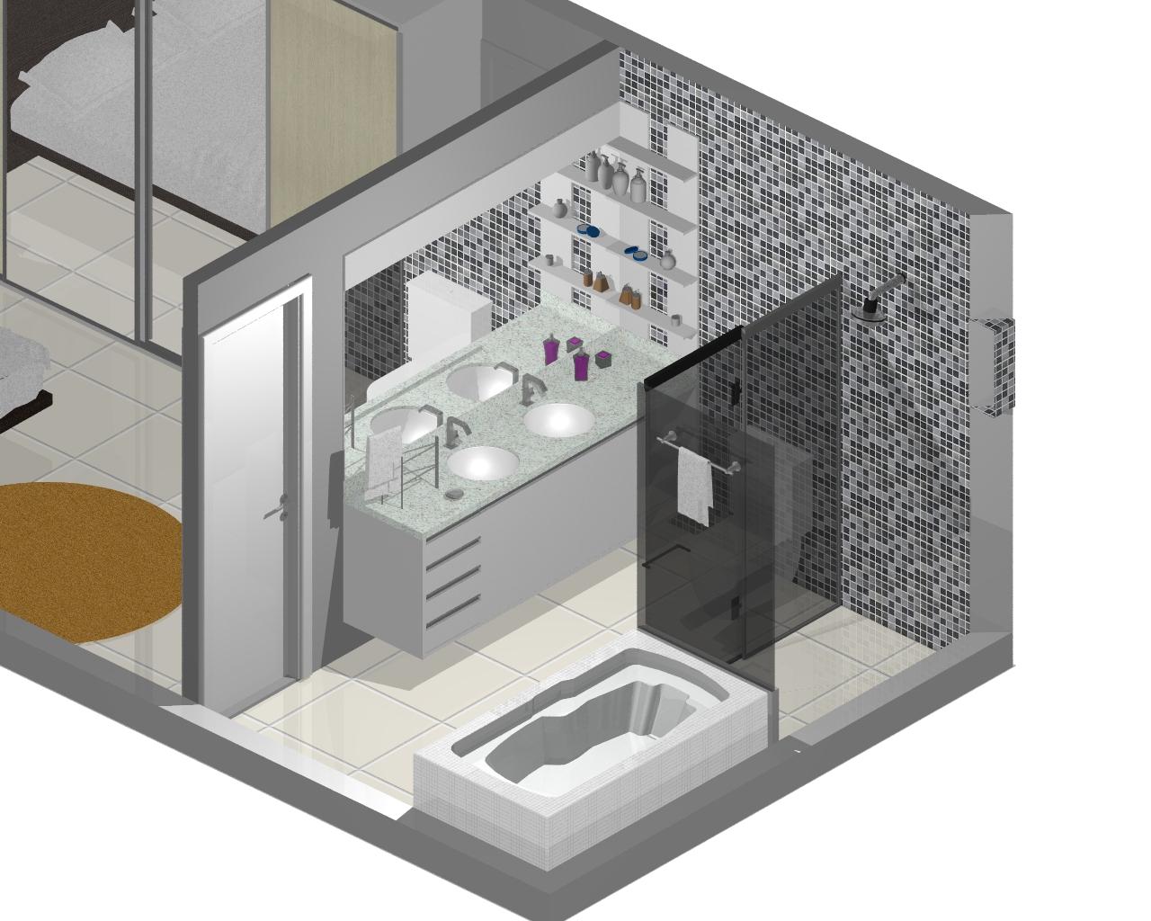 Design de Interiores: Banheiros #86622B 1280 1024