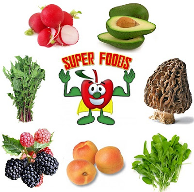 SuperFoods to eat in Month of May