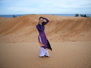 Mũi Né sand dunes
