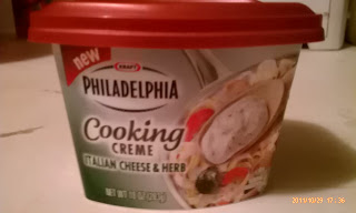 Philadelphia cooking creme