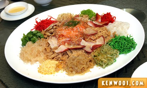 yee sang polo clam