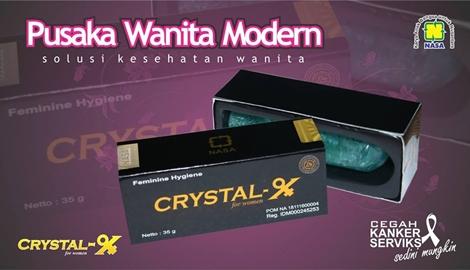 Apakah Itu Crystal X
