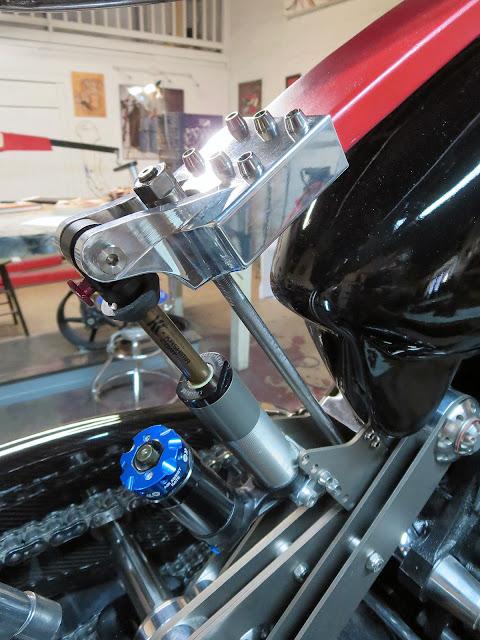 Bienville Legacy Motorcycle Leaf Spring