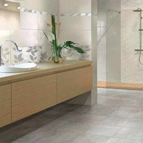 Rivestimenti bagno dal mosaico al gres porcellanato - Rivestimento bagno gres porcellanato ...