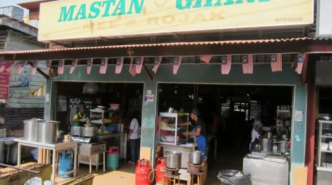 Mastan Ghani Mee Rebus, Teluk Intan | sembangmakan.com