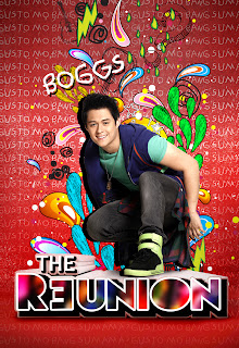 The Reunion Movie Enrique Gil as Boggs