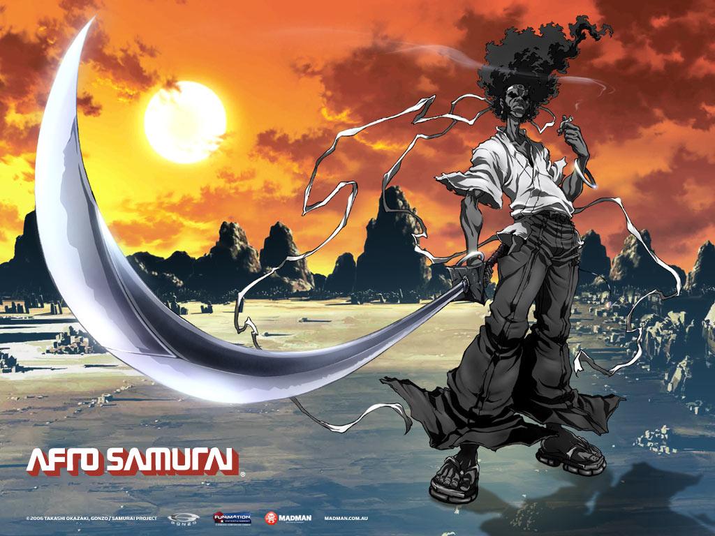 Live Action Afro Samurai