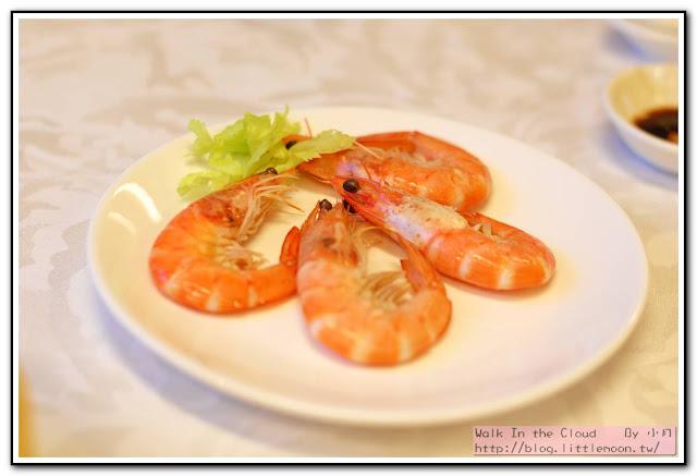 明宮粵菜廳 - 紹興醉海蝦
