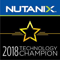 Nutanix Technology Champion
