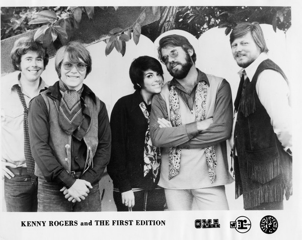 Kenny rogers and the first edition part 2 making it