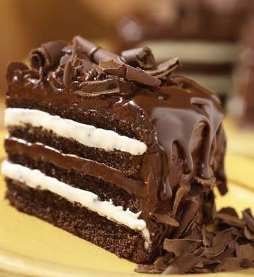 torta de chocolate que NO disminuye culpas