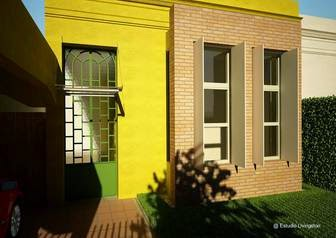 Las casas chorizo de Buenos Aires