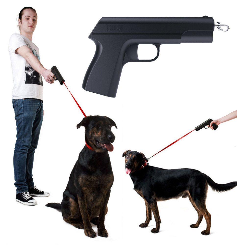 Retractable Dog Leash To Train Great Pyrenees