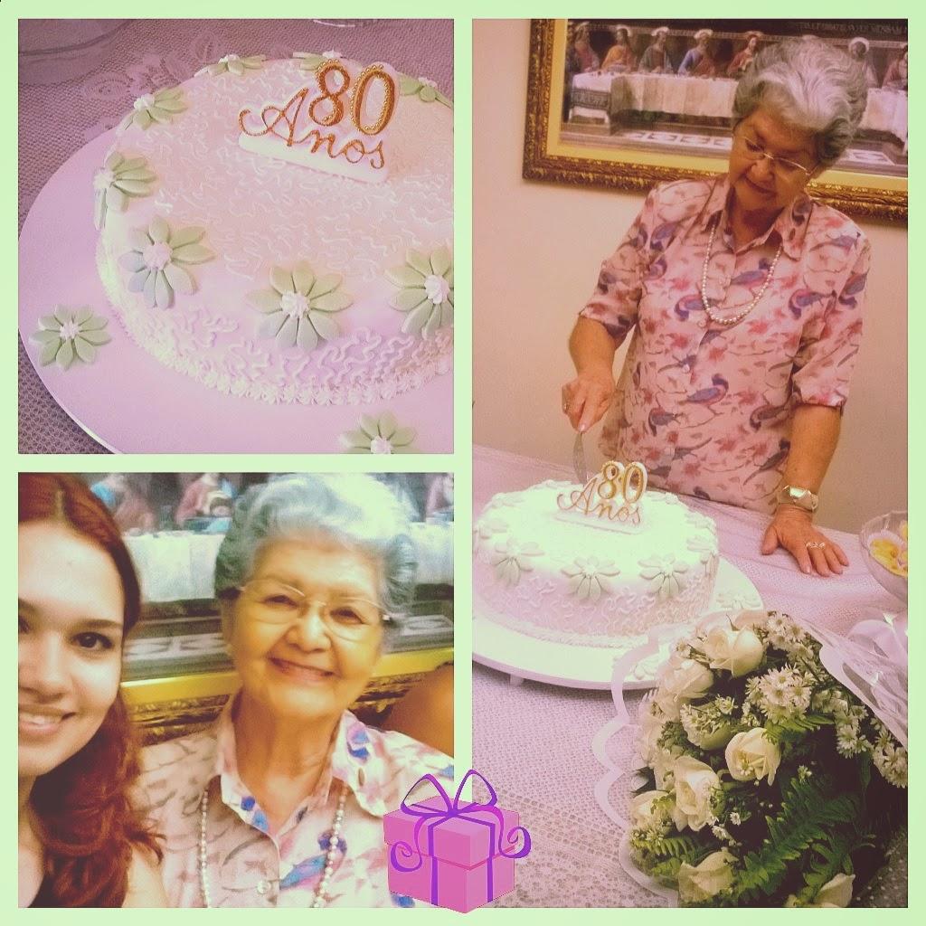 Aniversário de grandma