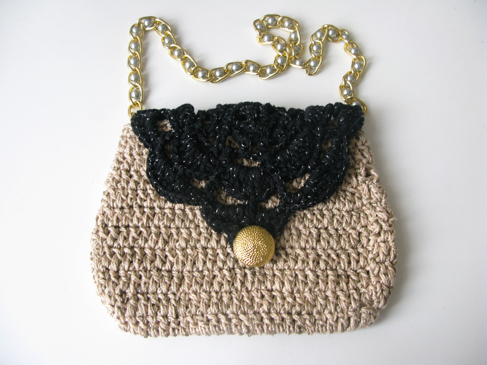 MURIELS CROCHET: MY LITTLE CROCHET BAG