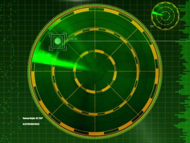L'étrange signal de Dosuun Saab+Grifen+radar