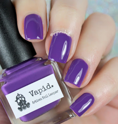 Vapid Lacquers Feed Me Grapes