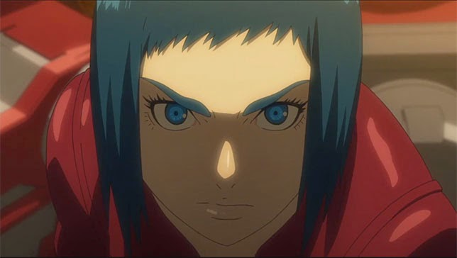 Ghost in the Shell: Arise - Alternative Architecture - anime terbaik 2015