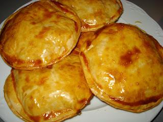 Mini Empanadas Faciles