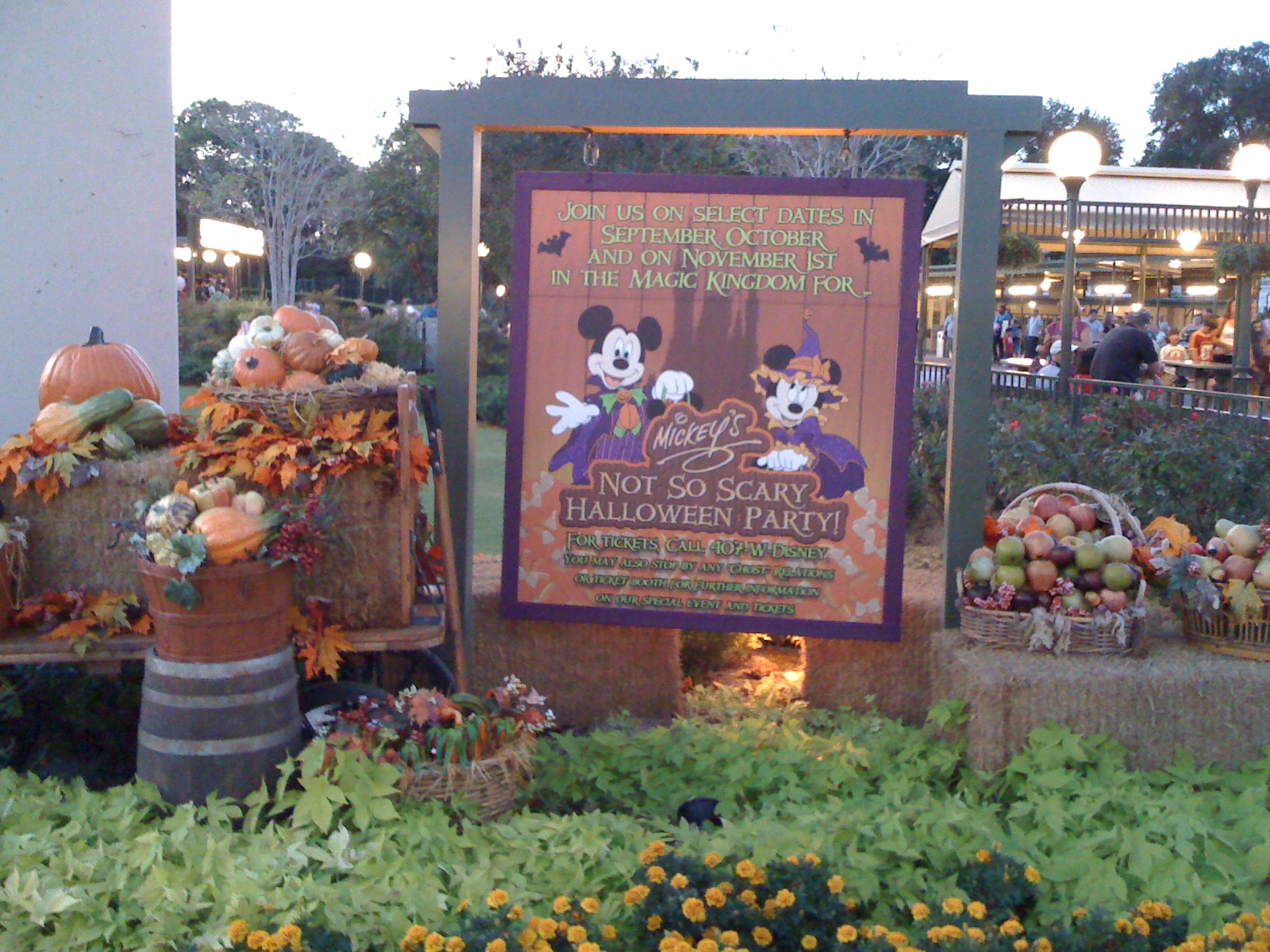 52 Weeks of Disney: Week 41 - Mickey's Not So Scary Halloween ...