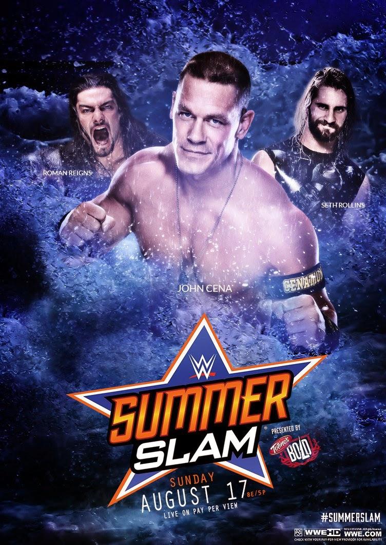 WWE SummerSlam Kickoff 2014