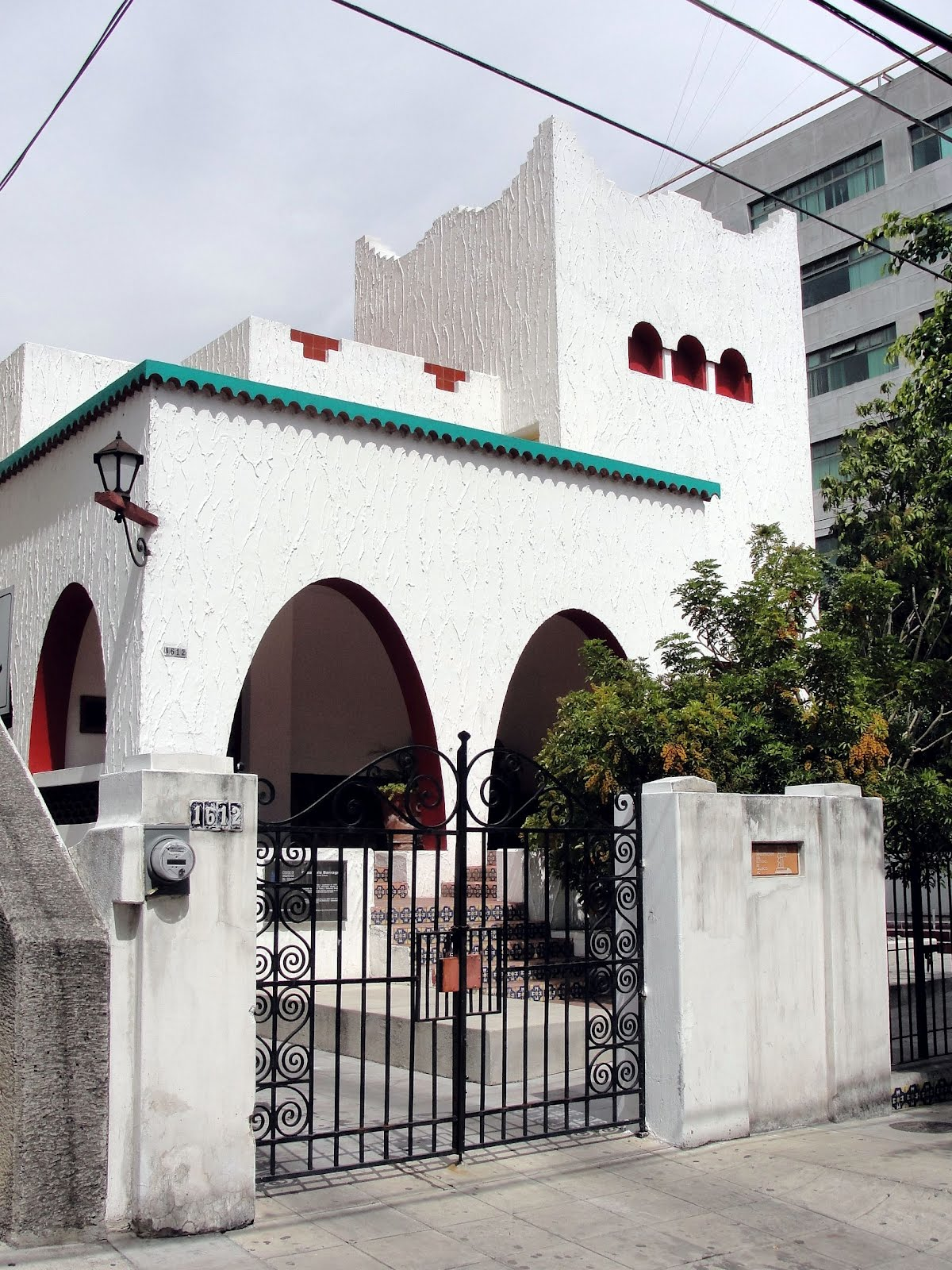 Revisiones de guadalajara ficha pedro moreno 1612 for Casa de diseno guadalajara
