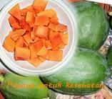 Kandungan dan manfaat buah pepaya
