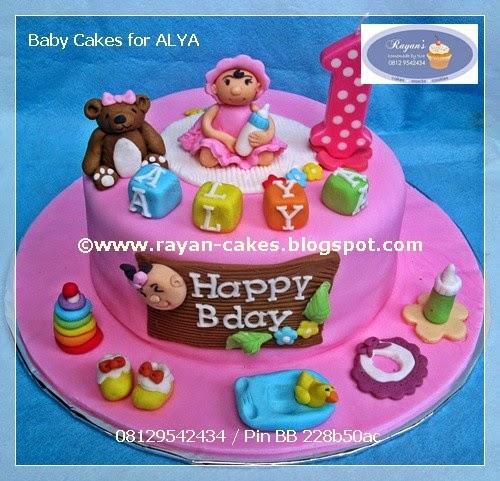 Peek A Boo Cakes Jakarta