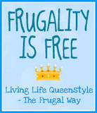 Frugality is free