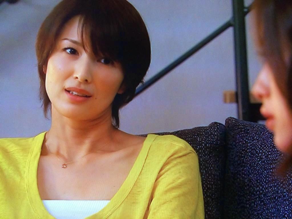 勝手に髪型分析 吉瀬美智子