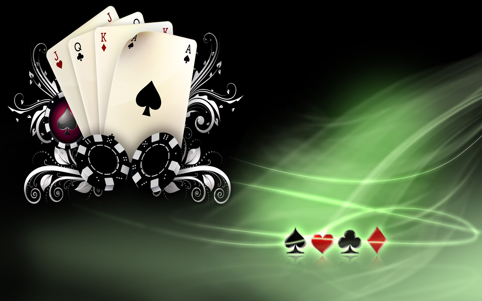 Poker Cards Wallpaper