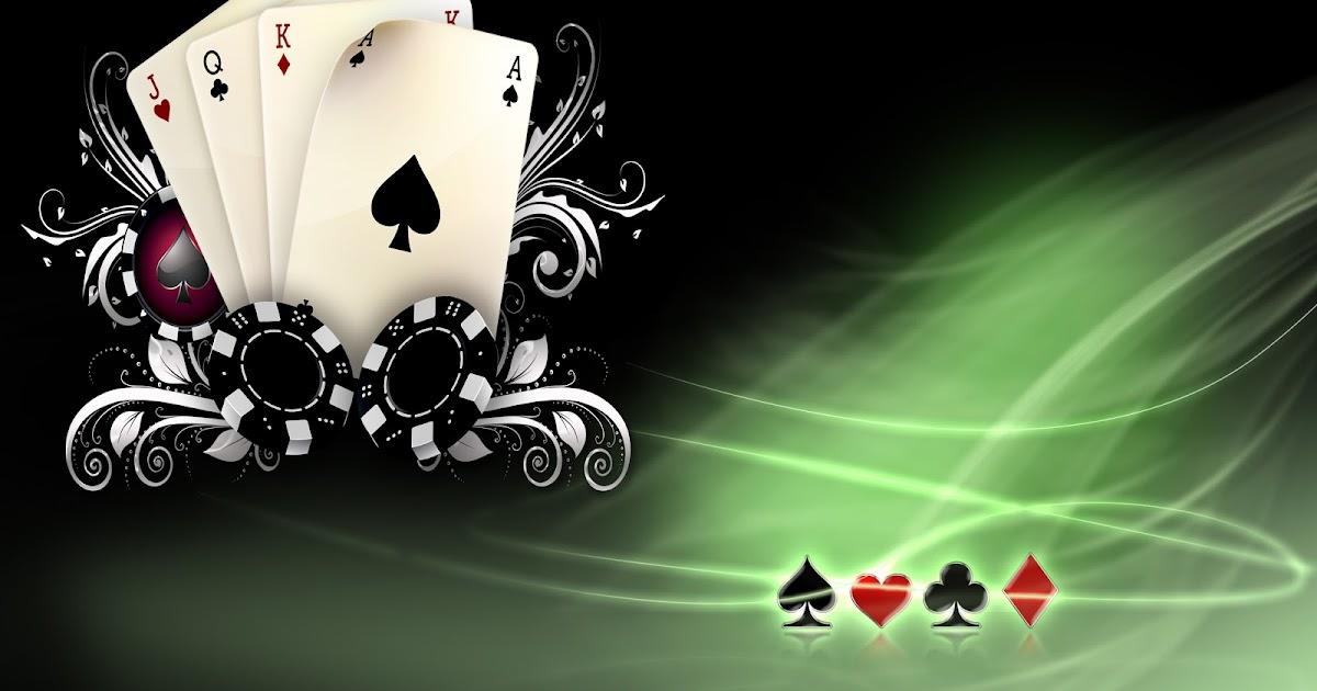 Poker Wallpapers Base Poker Cards Wallpaper