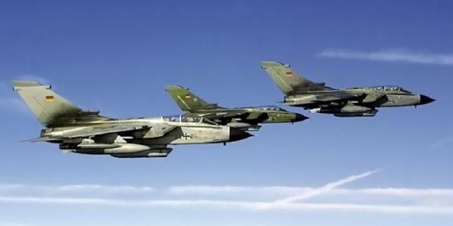 Jerman Kerahkan Jet Tornado Perangi ISIS di Suriah