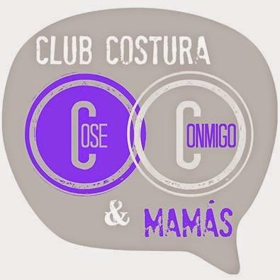 NUEVO COSE-CONMIGO CLUB COSTURAS Y MAMAS