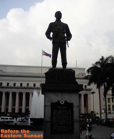 Andres Bonifacio - Liwasang Bonifacio