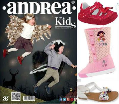 Andrea Kids Otoño Invierno 2015