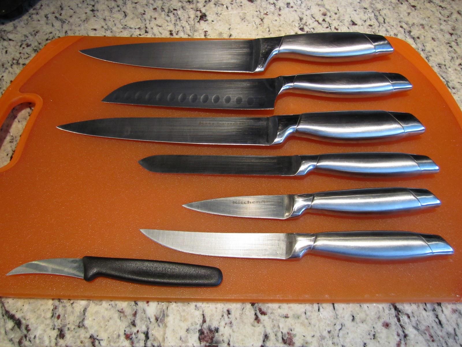 Julie cocina cuchillos for Cuchillos cocina