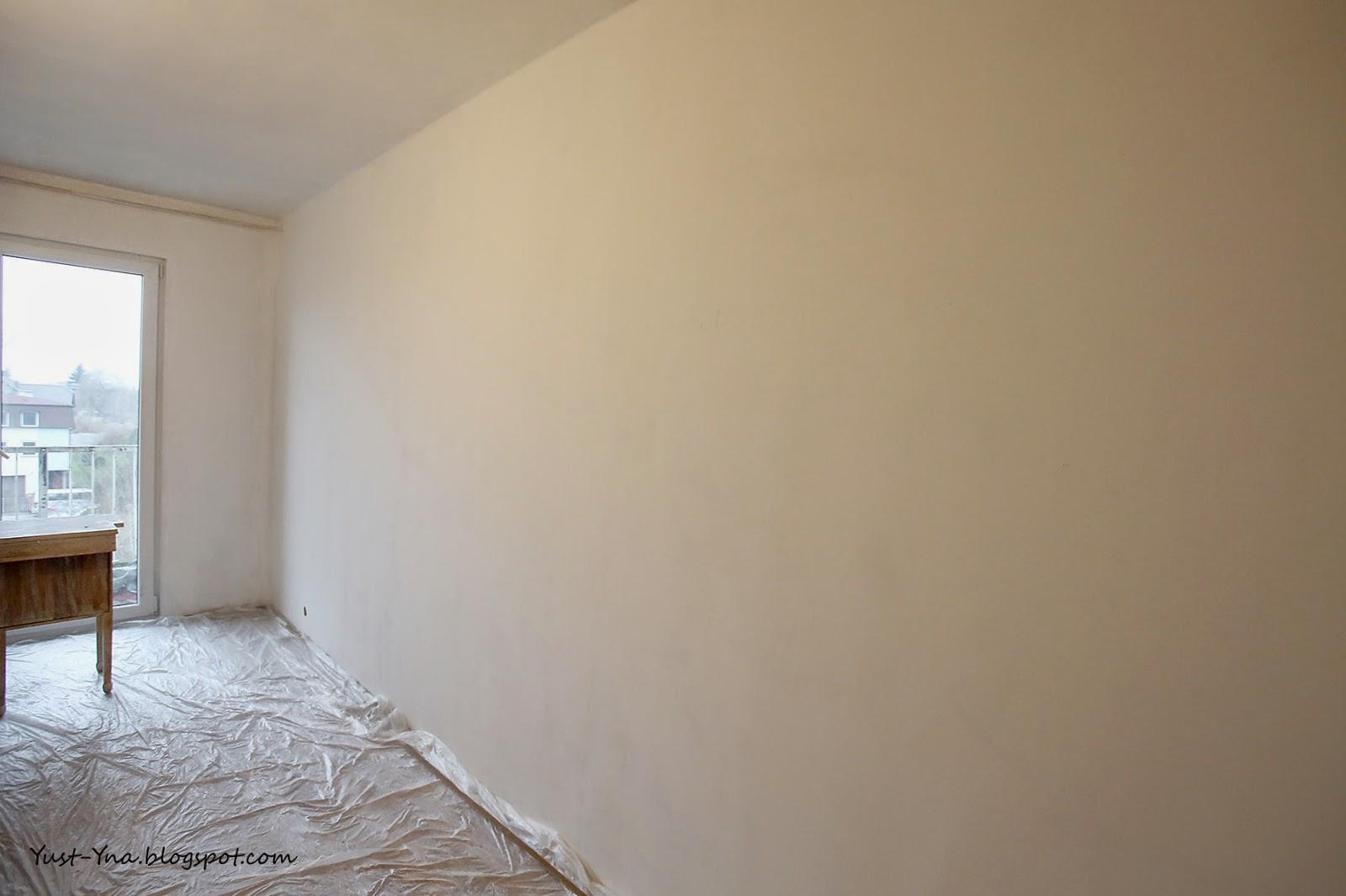 malowanie pokoju krok po kroku